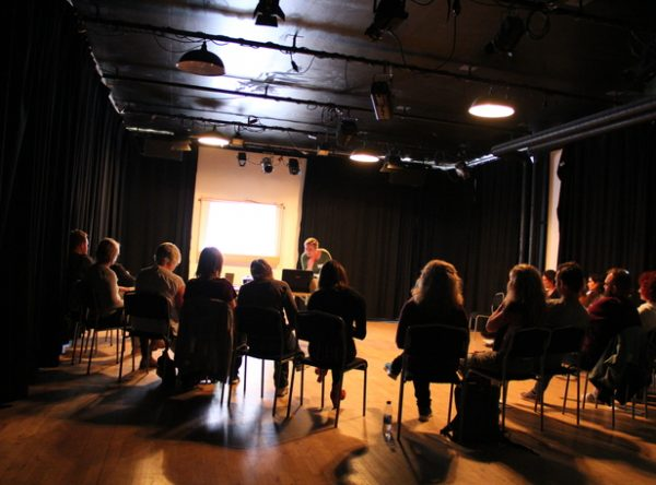 Cultural Pedagogical Theatre Workshop, Gothenburg, Sweden, 3-7 October 2016
