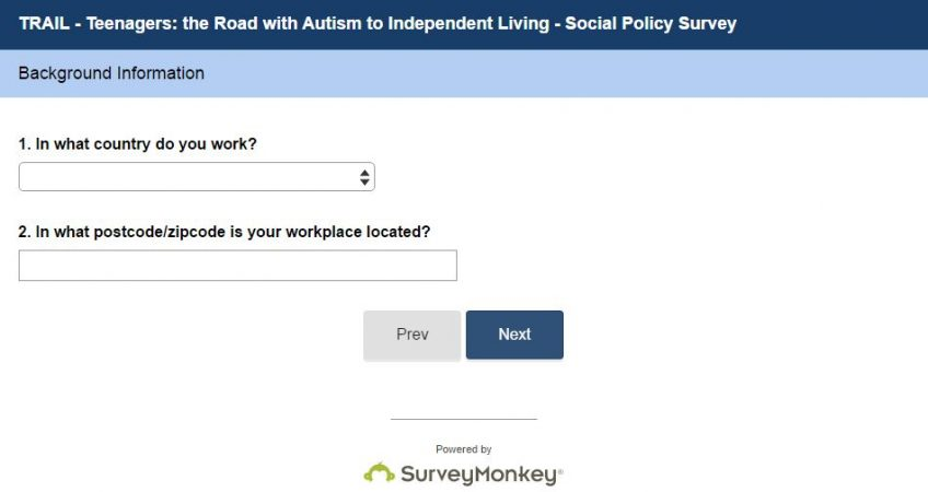 Social Policy Survey launched!