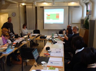 4th Transnational Meeting | 27-28 January 2017 | Stockholm, Sweden