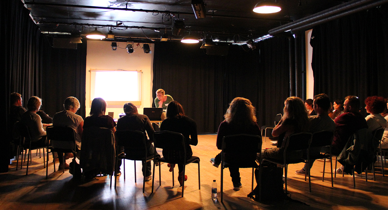 Cultural Pedagogical Theatre Workshop