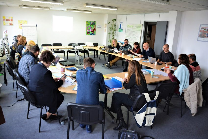 6th Transnational Meeting in Lille, France